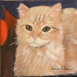 Painting 3 - Sandy
