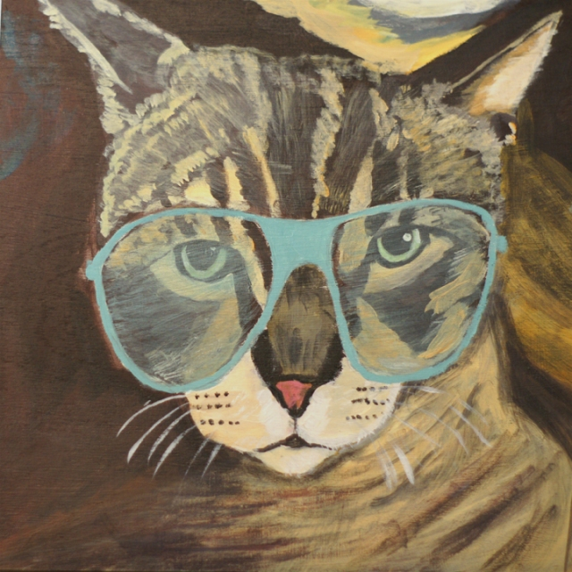 Cats With Shades 1